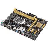 ASUS Motherboard Socket LGA1150 [H81M-E] - Motherboard Intel Socket LGA1150